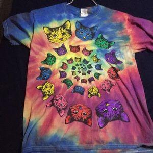 Tops - cat shirt